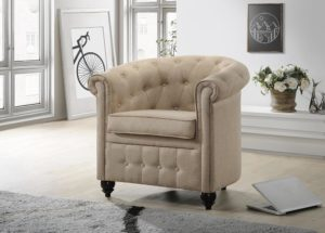 химчистка кресла со съемными деталями