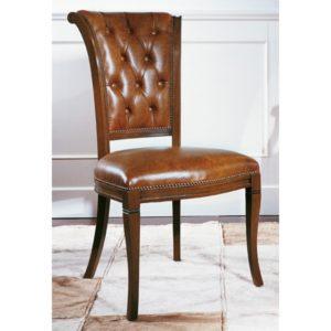 химчистка стула из кожи