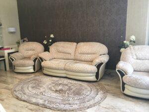 химчистка ковров и химчистка кожаной мебели